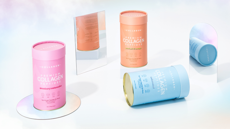 Image of Collagen Co tins