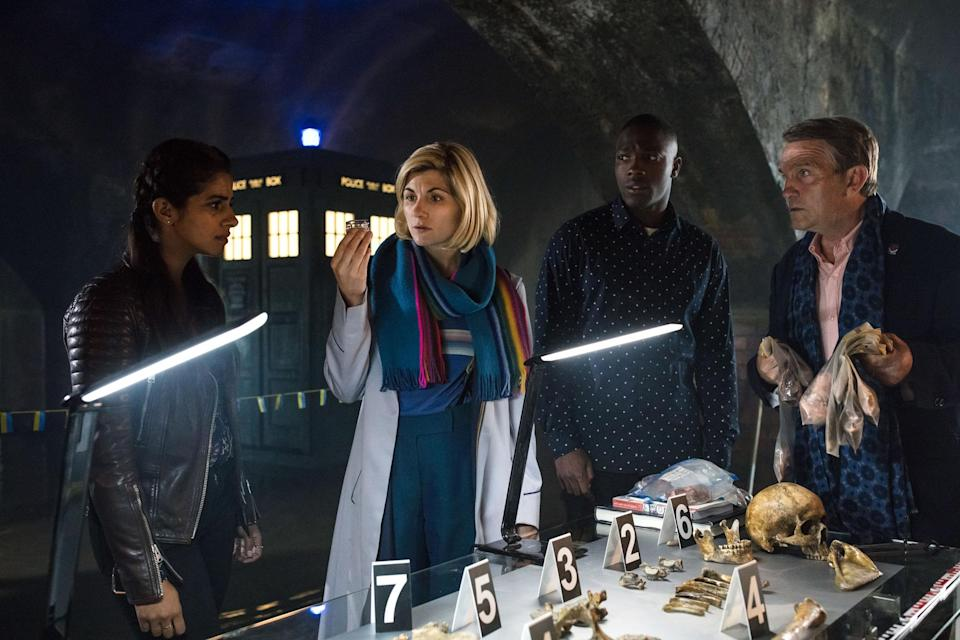 BBC releases first look at Doctor Who's New Year episode (Credit: BBC)