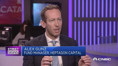 Heptagon Capital's Alex Gunz discusses what he perceives as the appeal of buying IBM and Novo Nordisk stock.