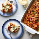 <p>An eggs benedict casserole is not only delicious, hearty and filling, but it also gives you the ingredients and taste you love from eggs Benedict in an easy, make-ahead form. We suggest making the sauce while your casserole cooks and serving the final product with some fresh fruit.</p>