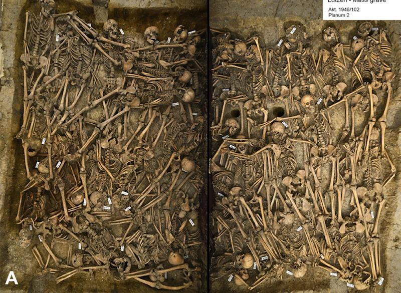 Mass Grave from Thirty Years' War Battle Reveals Soldiers' Fatal Wounds
