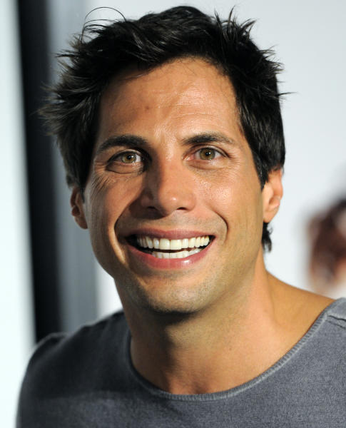 """FILE - In this Nov. 16, 2010 file phtoo Joe Francis arrives at a screening of the film """"The Next Three Days,"""" in Los Angeles. Steve Wynn and Francis faced off before jurors Tuesday, Sept. 4, 2012, with the casino mogul denying that he threatened to kill the """"Girls Gone Wild"""" founder and saying the accusation is threatening his upscale casinos. (AP Photo/Chris Pizzello, File)"""