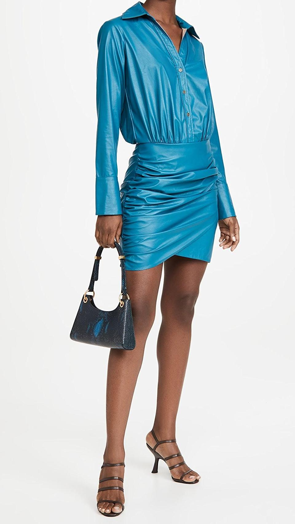<p>Our editors are obsessed with this cool <span>Ramy Brook Sadie Dress</span> ($312, originally $445).</p>