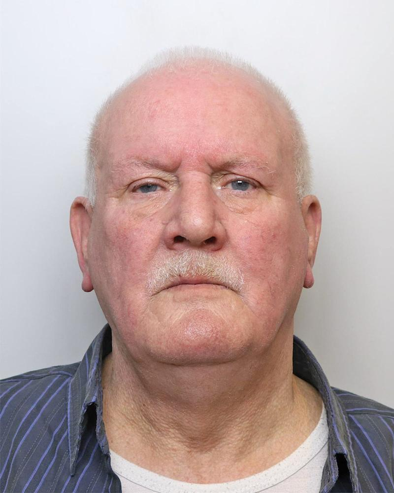 Raymond Kay who has been jailed for murdering an 86-year-old woman, nearly a quarter of a century after committing the crime. Kay, 70, was sentenced to life with a minimum of 17 years after being convicted at Bradford Crown Court. (PA)
