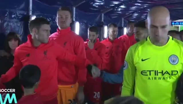 nnel ​With all the recent attention on elaborate handshakes between team-mates, spare a thought for those who are less skilled with their hands. Harry Kane and Dele Alli handshake pic.twitter.com/h6sDmo6xP4 — Profit Accumulator (@Profitacca) March 5, 2017 ​​Where today's young players like Harry Kane and Dele Alli are able to score freely, and remain incredibly down with the kids with their celebrations, older players have to try harder to keep up such dexterity. Step forward, James Milner,...