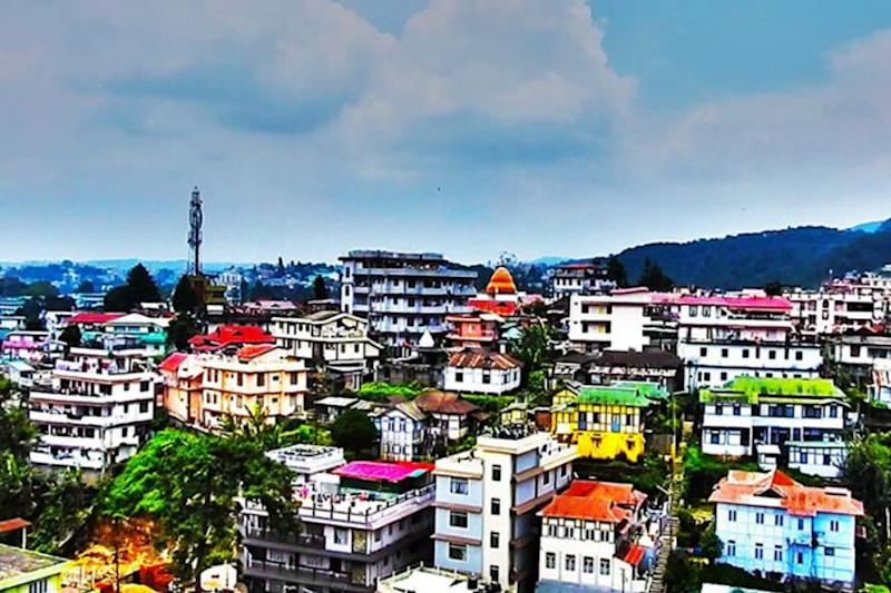 72-hour Lockdown Announced in Shillong Amid Rising Covid-19 Cases