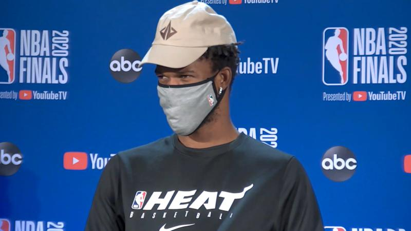 Jimmy Butler weighs in on why Heat has been good fit compared to Sixers