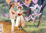 """<p><em>Mary Poppins</em> was totally revolutionary in its time for its groundbreaking mix of live-action and animation, and it remains a classic and one of the best Disney movies of all time. </p> <p><a href=""""https://cna.st/affiliate-link/RTBwSQLjudqZu6FeHy33PvgbVVdXdyLJUiGuWnxMCyCmedZJ3ndqisQ2E79UH7rjwmLAWFiAdwzK3puwh89gxSrVEi2F8FhpVu8fBuQrUeZJKiBFCvNKeKme?cid=60621dd46b89617a2c22c870"""" rel=""""nofollow noopener"""" target=""""_blank"""" data-ylk=""""slk:Available to stream on Disney+"""" class=""""link rapid-noclick-resp""""><em>Available to stream on Disney+</em></a></p>"""