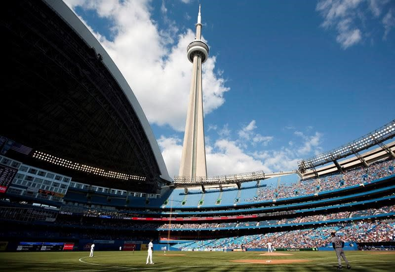 Blue Jays closer to getting full approval for training in Toronto