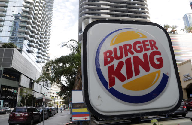 Burger King Russia removed a social media post offering women burgers and cash for having sex with World Cup stars to add soccer superiority to the gene pool. (AP)