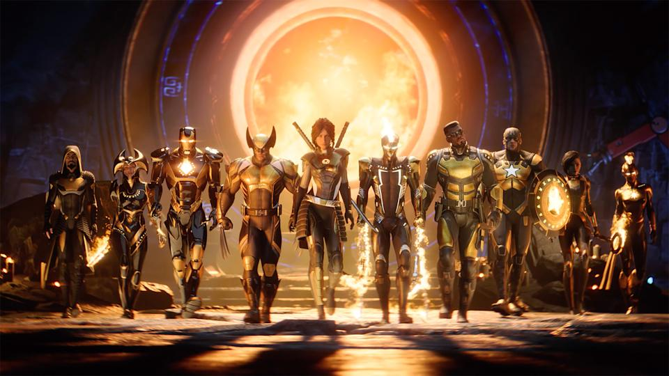 'Marvel's Midnight Suns' from Firaxis
