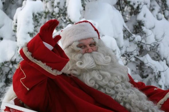 Best places to see Santa