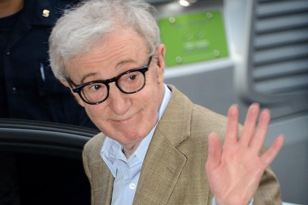 Woody Allen to Receive Golden Globes' Cecil B. DeMille Award