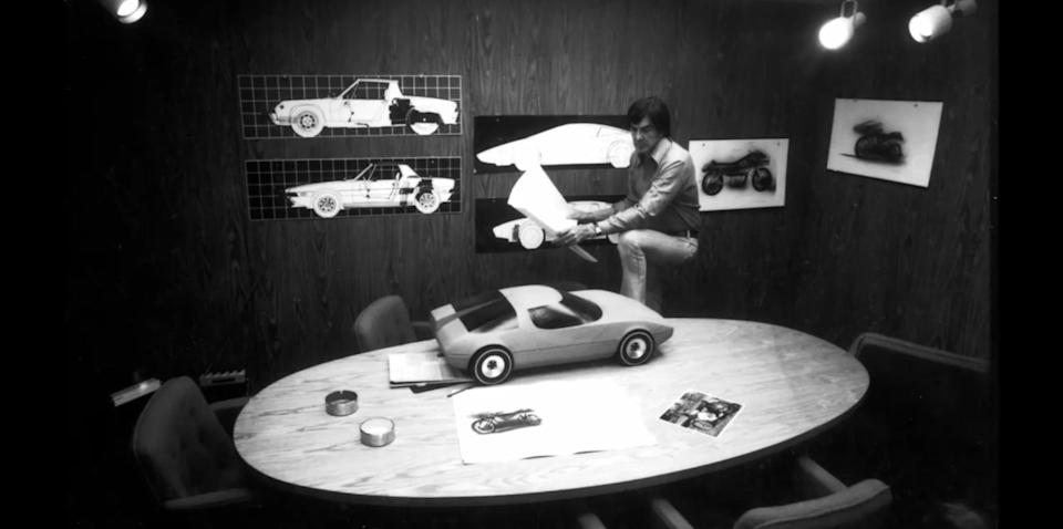 """<p>Combining interviews with never-before-seen footage, this three-part docuseries tells the captivating tale of engineer and inventor John DeLorean, following his epic rise and fall in the American automobile industry.</p> <p>Watch <strong><a href=""""https://www.netflix.com/title/80219915"""" class=""""link rapid-noclick-resp"""" rel=""""nofollow noopener"""" target=""""_blank"""" data-ylk=""""slk:Myth &amp; Mogul: John DeLorean"""">Myth &amp; Mogul: John DeLorean</a></strong> on Netflix now.</p>"""