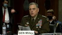 Top US general Mark Milley says former president Donald Trump never intended to attack China