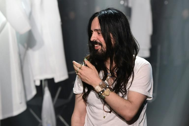 Gucci's Alessandro Michele has followed Saint Laurent's lead, reducing his shows from five to two per year