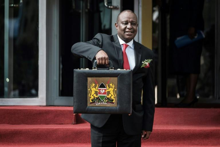 Kenya's Finance Minister Henry Rotich and other treasury officials were arrested on corruption and fraud charges over a multi-million dollar project to build two mega dams
