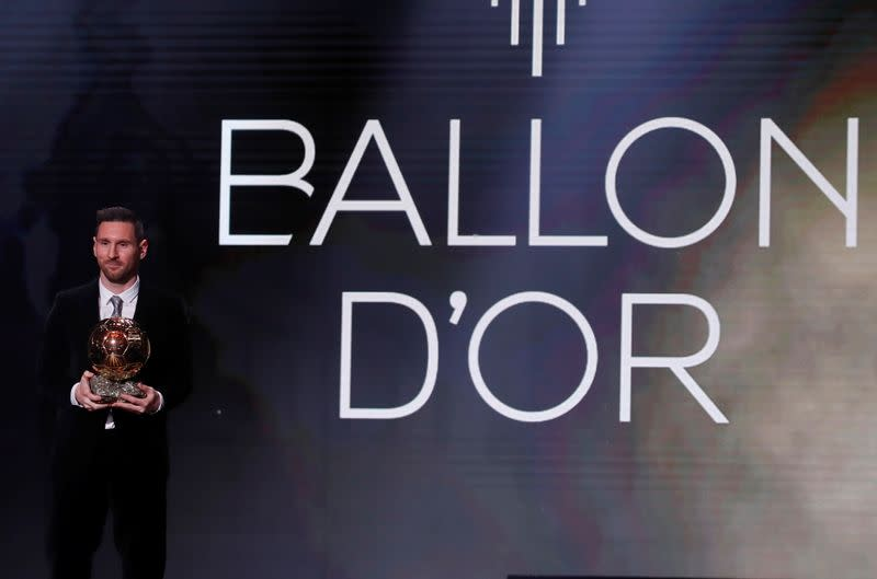 Ballon d'Or 2020 scrapped due to coronavirus disruption - organisers