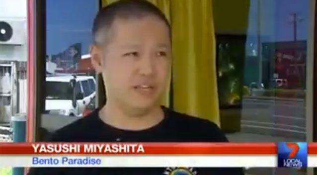 A shocked witness spoke out about the shocking attack. Source: 7 News.