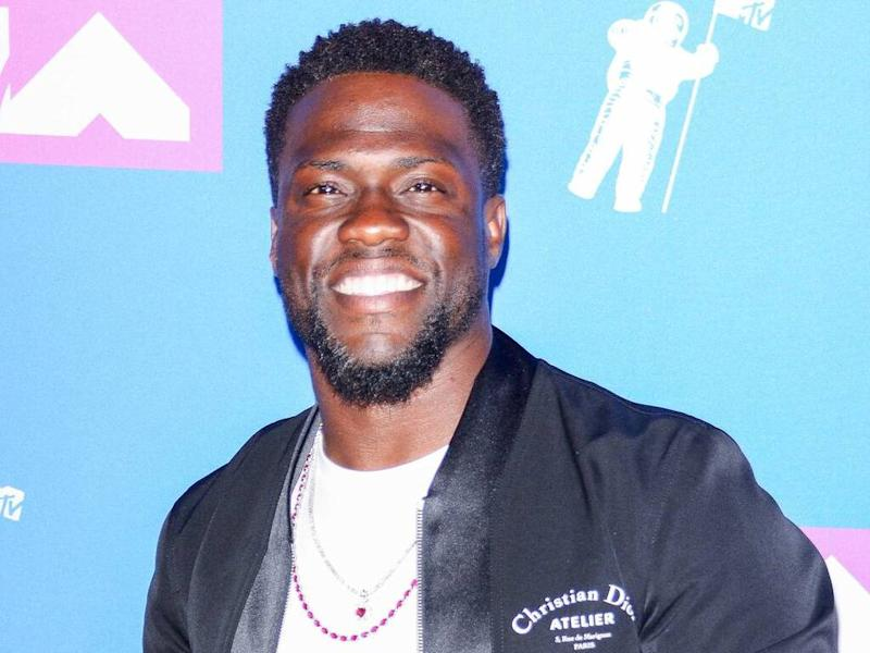 Kevin Hart will 'always' support pals Ellen DeGeneres and Nick Cannon