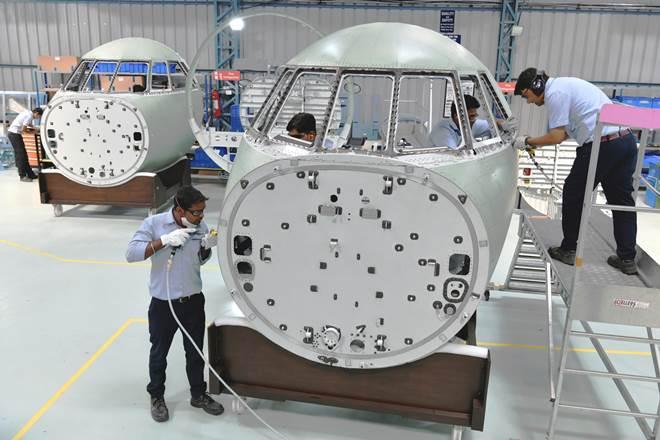 Make in India, Cockpit assembly, Falcon 2000, DRAl, Dassault Aviation, defence news