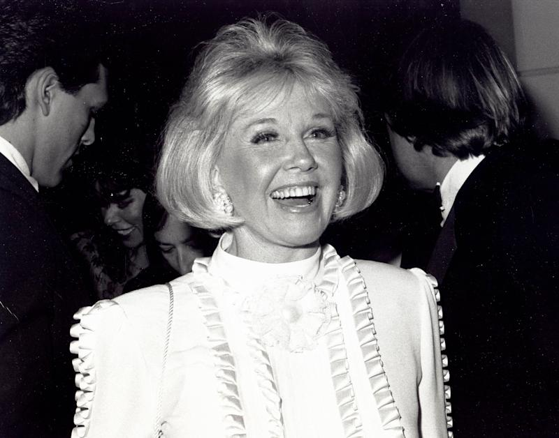 Doris Day dies in California