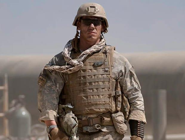 John Cena in 'The Wall' (Amazon Studios)