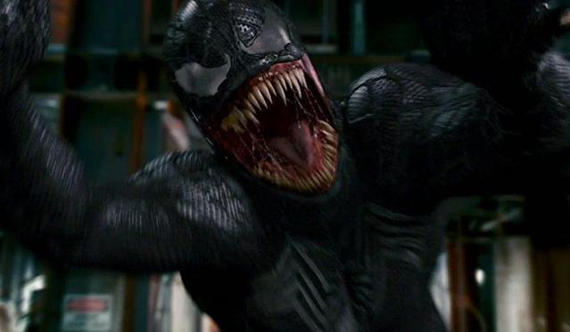 Venom's previous big-screen incarnation – Credit: Sony