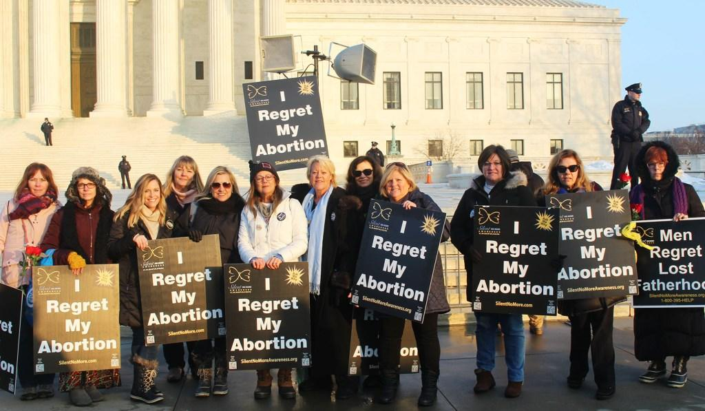 Women Defy #ShoutYourAbortion with Their Stories of Regret