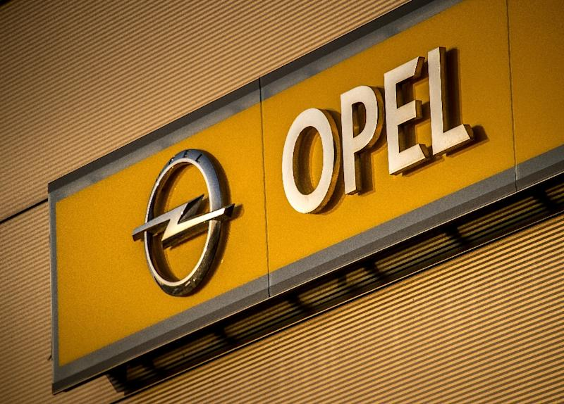 General Motors' European subsidiary Opel's recent woes cast a pall over the firm's storied history (AFP Photo/PHILIPPE HUGUEN)