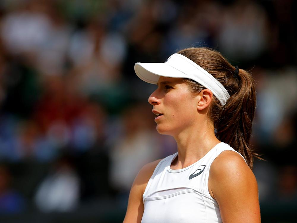 Johanna Konta's Wimbledon performances won her legions of admirers in the summer: Getty