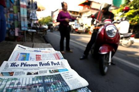 Sale of Cambodian newspaper sparks fears of crackdown on press freedom class=