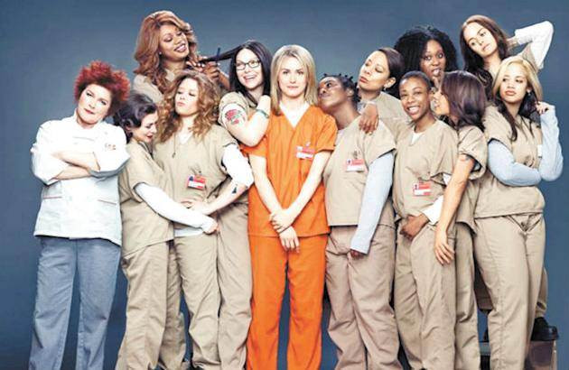 Real Orange Is The New Black Characters