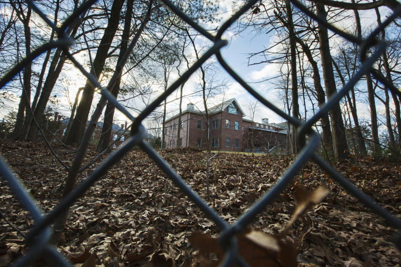 A fence encloses an estate in the village of Upper Brookville in the town of Oyster Bay, N.Y., on Long Island, after the Obama administration closed this compound for Russian diplomats on Dec. 30, 2016. The U.S. and Russia are holding high-level negotiations that could lead to the return of two Russian diplomatic compounds seized as punishment for Moscow's alleged interference in the U.S. presidential election. (Photo: Photo: Alexander F. Yuan/AP)