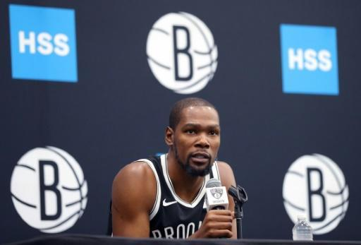 Brooklyn Nets star Kevin Durant is the top seed in the 'NBA 2K Players Only' tournament that will air on ESPN as the real-world NBA remains on hiatus because of the COVID-19 pandemic