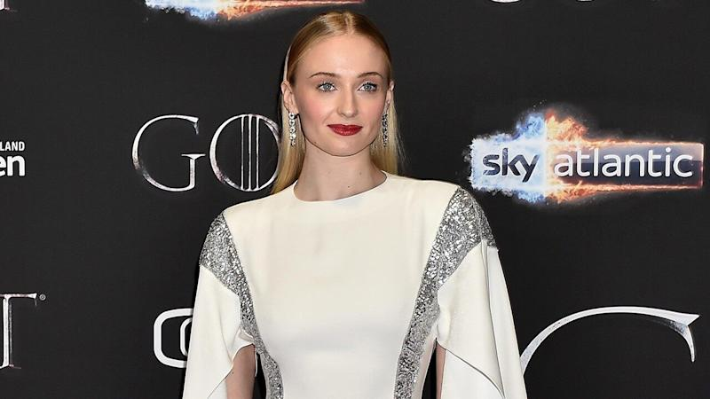 64467f8e3 Sophie Turner Calls 'Game of Thrones' Petition 'Disrespectful'
