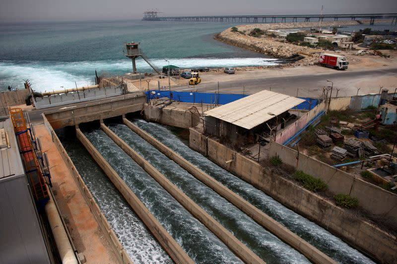 Israel taps local desalination firm IDE over Hong Kong rival