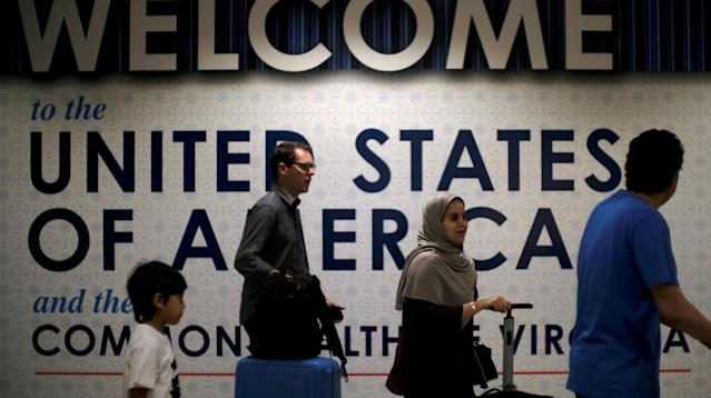 President Donald Trump's third attempt to restrict travel to the United States from a handful of countries is just as xenophobic as the previous ones, refugee advocates and human rights groups lamented.