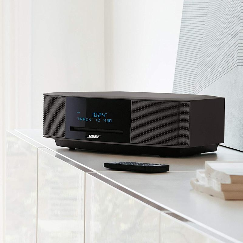 The Bose Wave Music System IV has a 4.5 out of 5-star review rating. (Photo: Amazon)