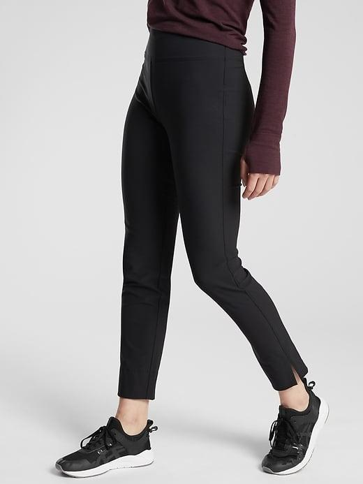 <p>No matter where you're wandering, pull the <span>Athleta Wander Slim Ankle Pant</span> ($76, originally $108) right on thanks to its side-zip opening and light stretch.</p>