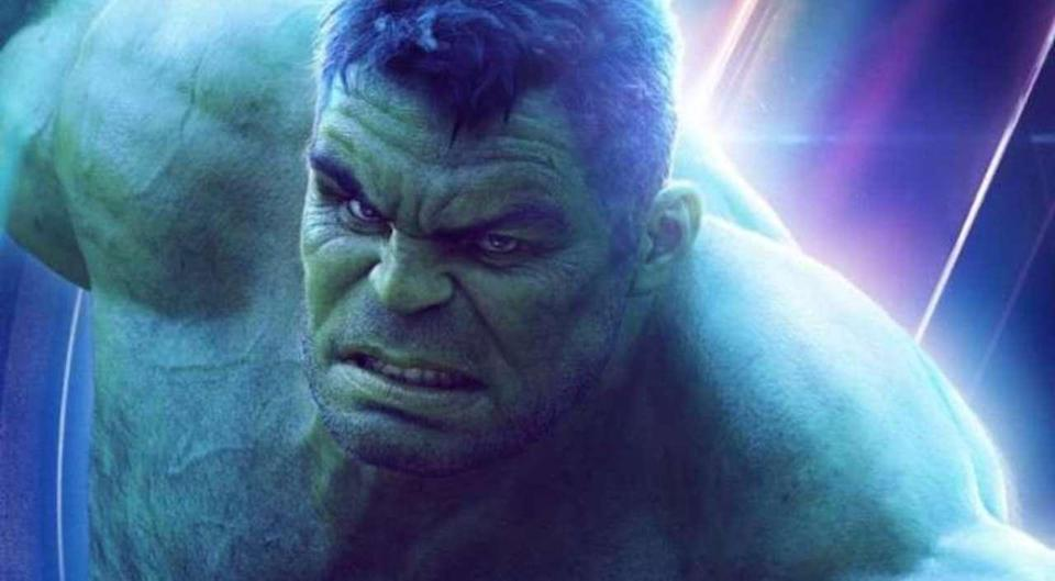 Hulk enjoyed quite the transformation for <i>Endgame</i>, hinting at a bright future for the character in the MCU. (Disney)