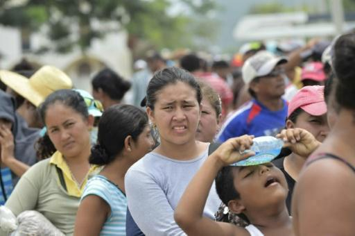New aftershock shakes Ecuador still reeling from quake
