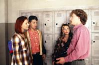 """<p><a class=""""link rapid-noclick-resp"""" href=""""https://www.popsugar.co.uk/Claire-Danes"""" rel=""""nofollow noopener"""" target=""""_blank"""" data-ylk=""""slk:Claire Danes"""">Claire Danes</a> stars in this angsty teen drama as Angela, who has a major crush on a guy, a ton of attitude, and all the usual drama of a 1990s high schooler. ABC unwisely decided to end this one in 1995 after one season, and FYI: you guys made a mistake. </p>"""