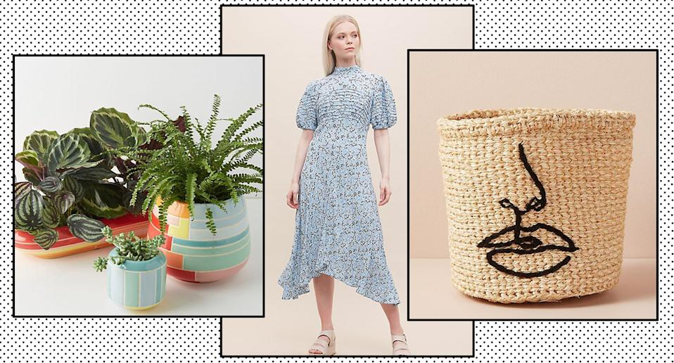 Anthropologie has a flash sale this weekend, here's our top picks. (Anthropologie)