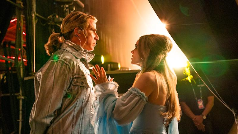 Will Ferrell and Rachel McAdams in Eurovision Song Contest: The Story of Fire Saga