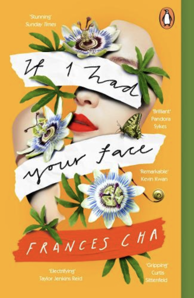 """<em><strong>If I Had Your Face</strong></em><strong> Frances Cha</strong><br><br>This summer spells a re-release for <a href=""""https://www.refinery29.com/en-gb/if-i-had-your-face-author-frances-cha-interview"""" rel=""""nofollow noopener"""" target=""""_blank"""" data-ylk=""""slk:Frances Cha'"""" class=""""link rapid-noclick-resp"""">Frances Cha'</a>s excellent book about four 20-something women living in the same apartment building in Seoul. <br><br>If you thought being young in the UK was tough, spare a thought for these women who are navigating South Korea's class and honour system, normalised plastic surgery, obsessive K-Pop fandom, out of control rent prices and a whole bunch of bonafide Toxic Men (some things are the same everywhere). A fascinating read about life and friendship at the very beginning of adulthood. <br><br><em>Second edition out June 24 on Viking (or first edition out now) </em><br><br><strong>Penguin Books</strong> If I Had Your Face - Frances Cha, $, available at <a href=""""https://uk.bookshop.org/books/if-i-had-your-face-assured-bold-and-electrifying-taylor-jenkins-reid-bestselling-author-of-daisy-jones-the-six-9780241986356/9780241986356"""" rel=""""nofollow noopener"""" target=""""_blank"""" data-ylk=""""slk:bookshop.org"""" class=""""link rapid-noclick-resp"""">bookshop.org</a>"""