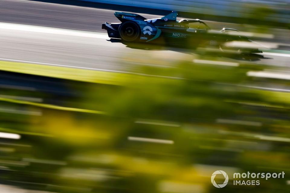 "Tom Blomqvist, NIO 333, NIO 333 001<span class=""copyright"">Alastair Staley / Motorsport Images</span>"