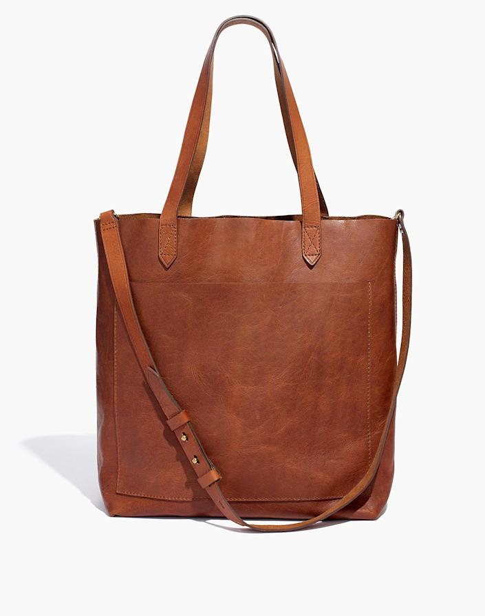 madewell medium transport tote, gifts for her 2021
