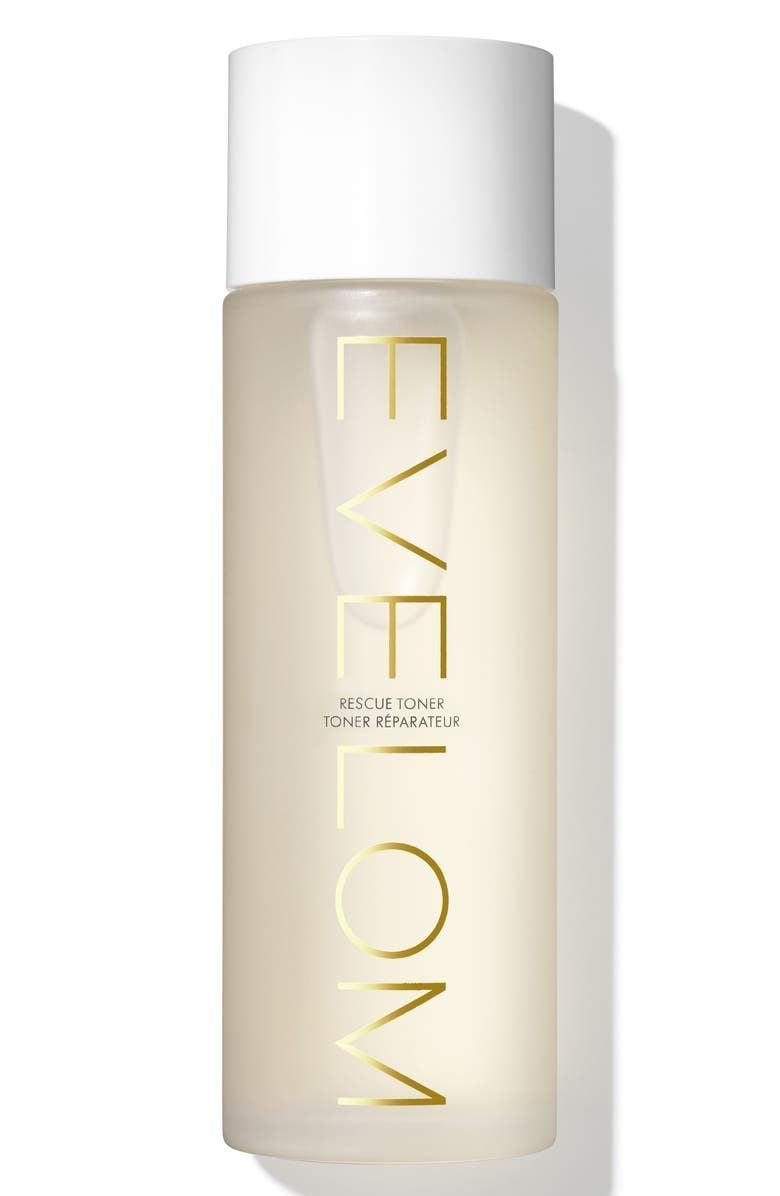 <p>The <span>Eve Lom Rescue Toner</span> ($70) contains a gentle blend of AHAs to help target clogged pores and reveal a brighter, more clarified complexion. </p>