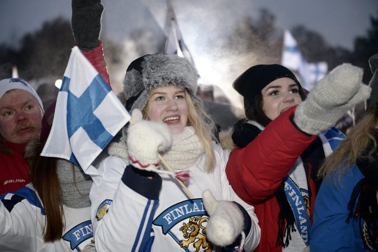 Finland ranked #1 in the world in terms of social progressiveness with a score of 90.09 according to the 2016 Social Progress Index. (Heikki Saukkomaa /Lehtikuva via AP)